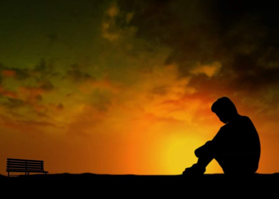 孤独な人間