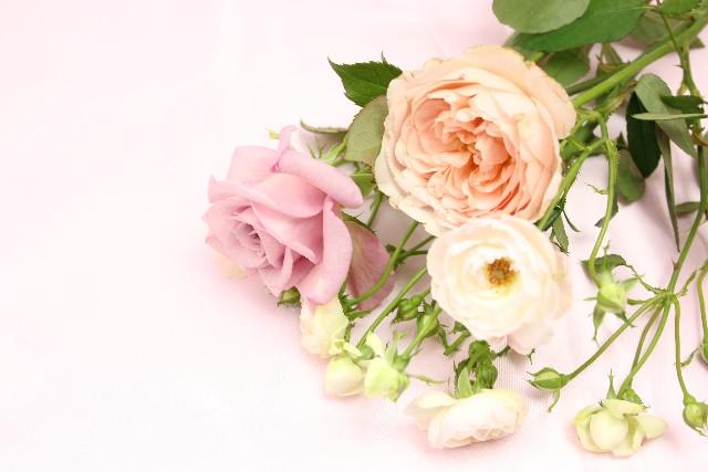 サプライズ用の花束