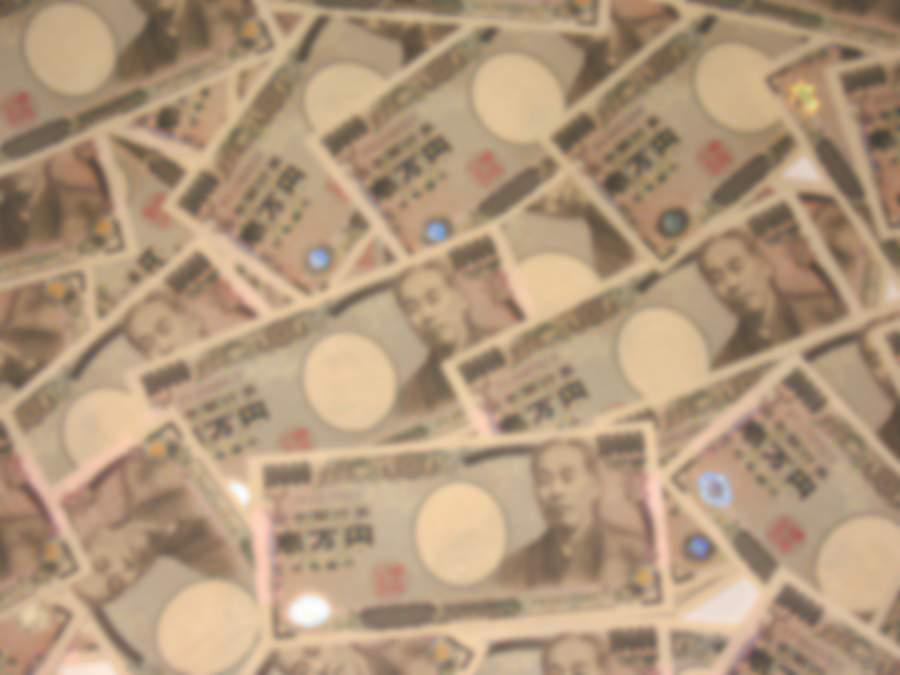 日本の1万円札