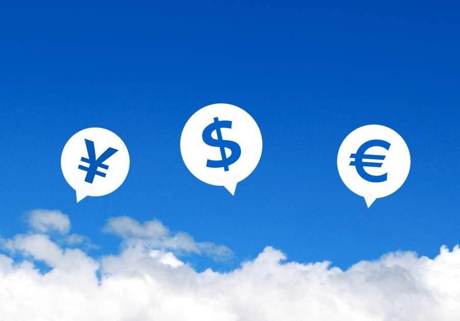 世界のお金の通貨単位
