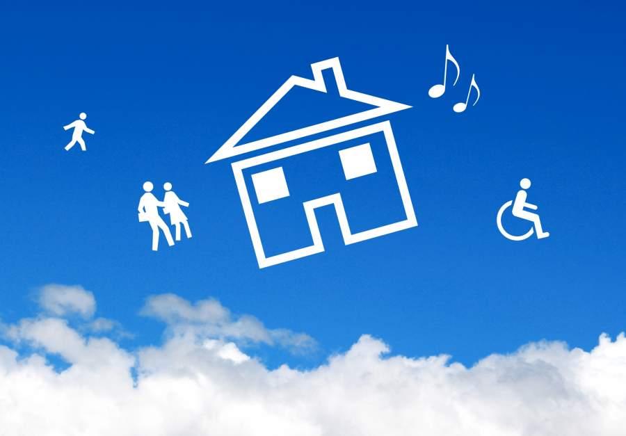 新しい家への希望