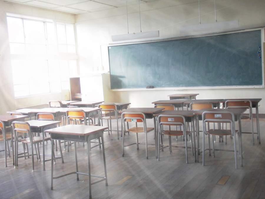 華やかしい教室