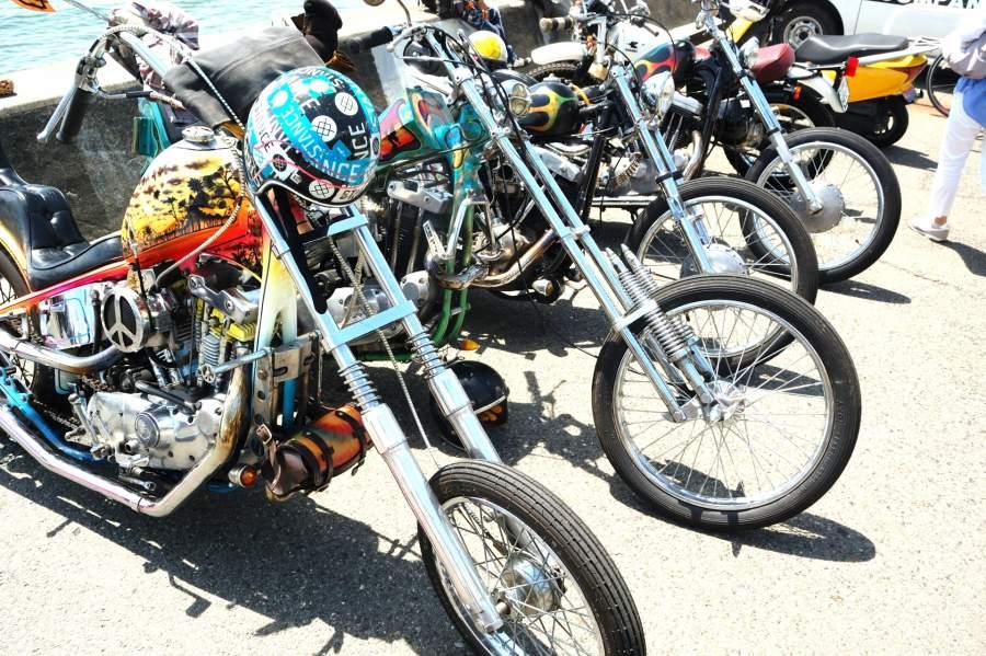 アメリカバイクとイベント