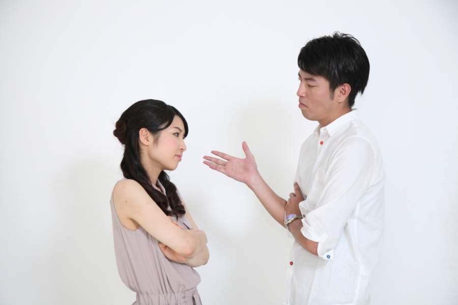 討論になる夫婦