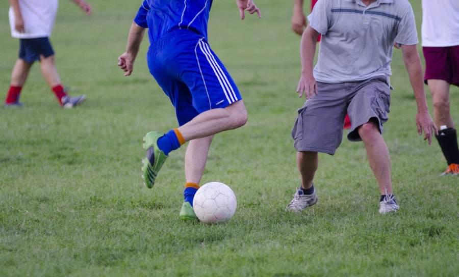 サッカー経験者