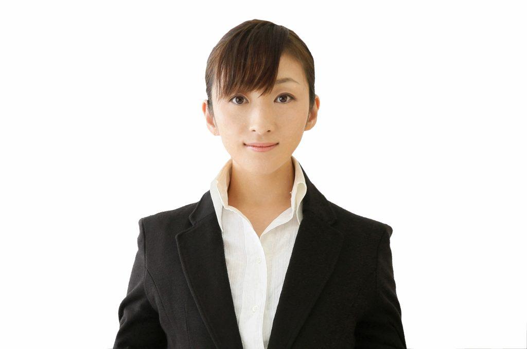転職を決意した女性