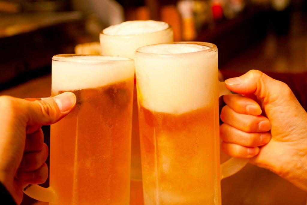 ビールパーティ
