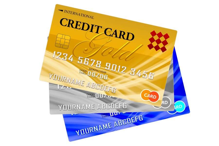 電子マネーのカード