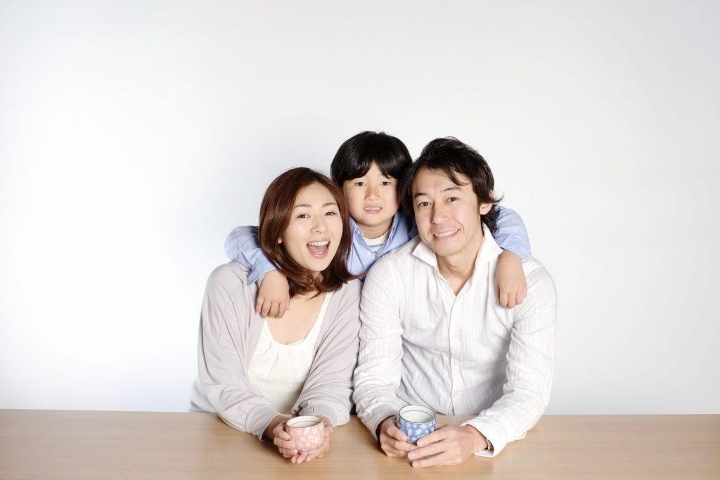 幸せな家庭
