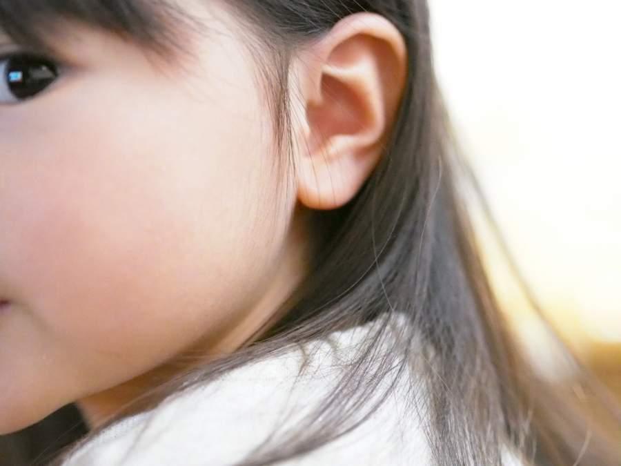 子どもの髪の毛